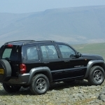 1996 Jeep Cherokee UK Version