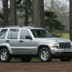 1997 Jeep Cherokee UK Version
