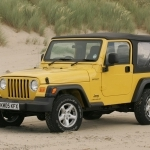2005 Jeep Cherokee UK Version