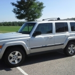 2007 Jeep Commander UK Version