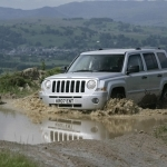 2007 Jeep Patriot UK Version