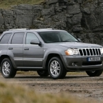 2008 Jeep Grand Cherokee Overland UK Version