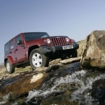 2008 Jeep Wrangler UK Version