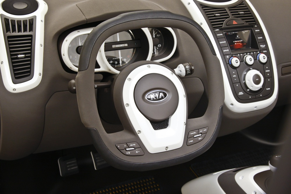 2009 Kia Soulster Concept Car Photos Catalog 2018