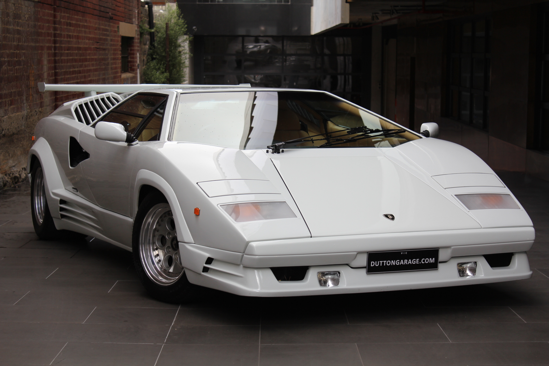 1989 Lamborghini Countach 25th Anniversary Car Photos Catalog 2019