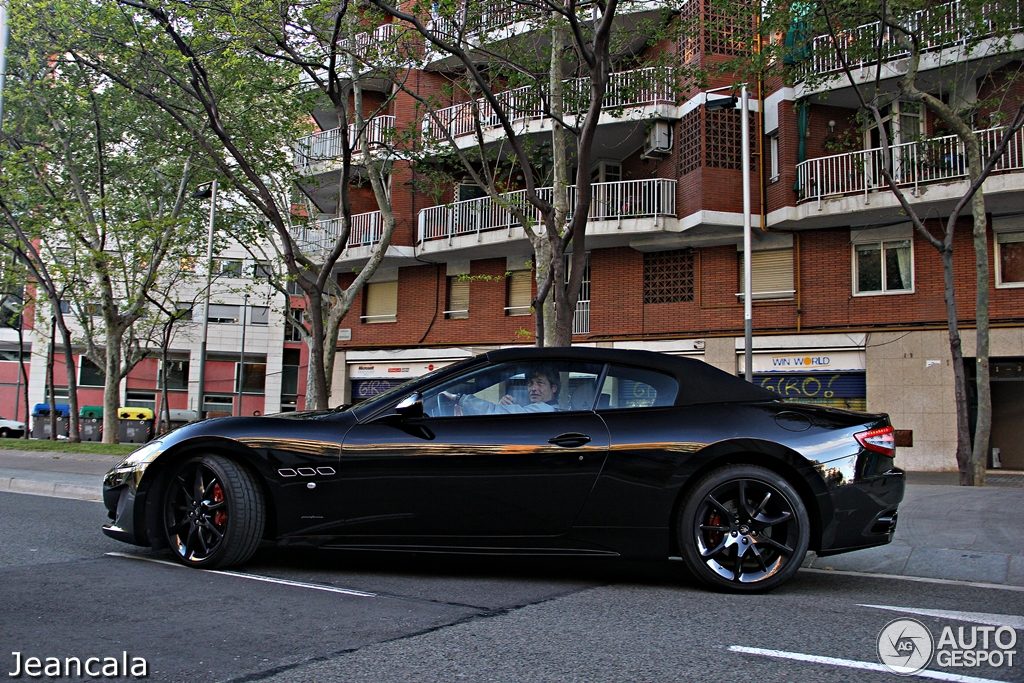2013 Maserati Grancabrio Sport Car Photos Catalog 2018