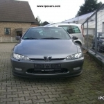 2001 Peugeot 406 Coupe