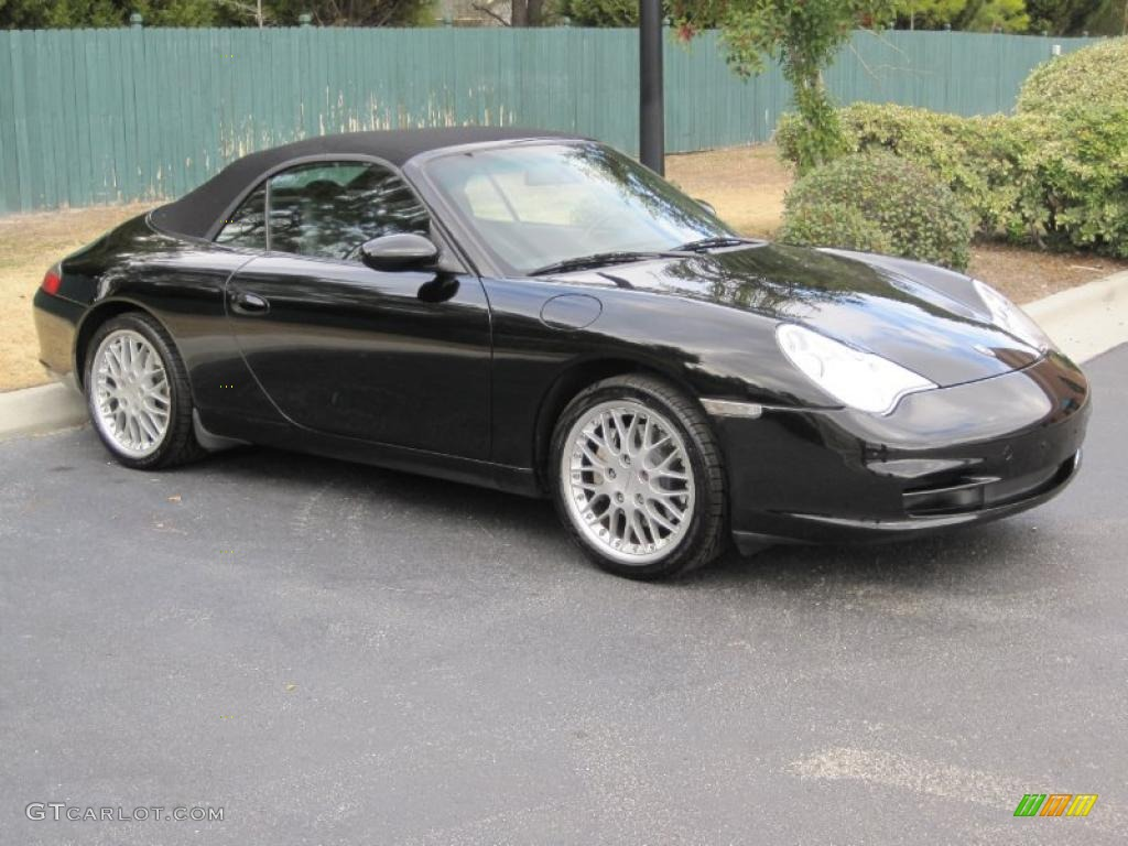 2002 Porsche 911 Carrera 4 Cabriolet Photo 1