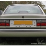 1996 Rover 800 Coupe
