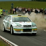 2001 Skoda Octavia RS WRC Limited Edition