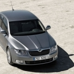 2001 Skoda Superb Design