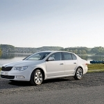2009 Skoda Superb GreenLine
