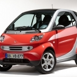 2005 Smart fortwo coupe