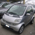 2007 Smart fortwo coupe