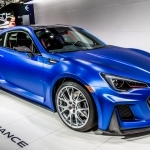 2015 Subaru BRZ STI Performance Concept new