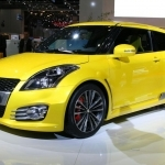 2011 Suzuki Swift S Concept