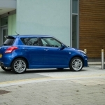 2013 Suzuki Swift Sport 5 door