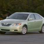2008 Toyota Camry CNG Hybrid Concept