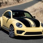 1998 Volkswagen New Beetle USA Version
