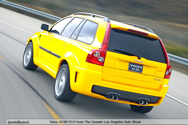 Volvo Xc20 2019 >> 2005 Volvo XC90 Supercharged V8 | Car Photos Catalog 2018