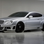 2008 Wald Bentley Continental GT Black Bison