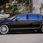 2009 Wald Bentley Flying Spur Black Bison