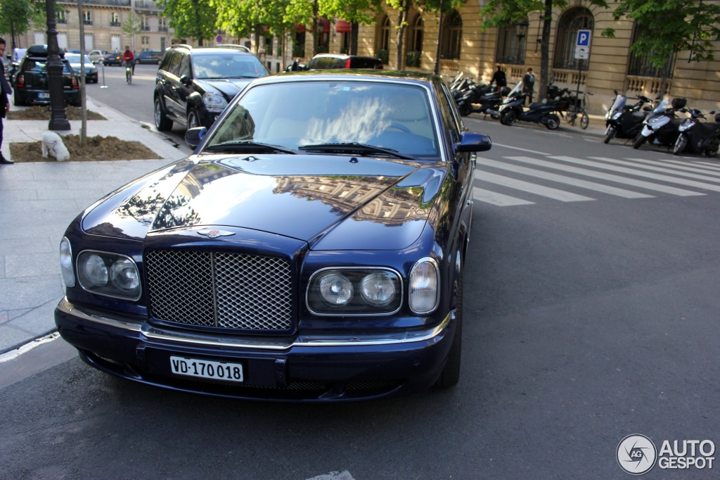 2016 Bentley Arnage Photo 1