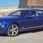 2016 Bentley speed