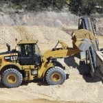 2016 Caterpillar loader
