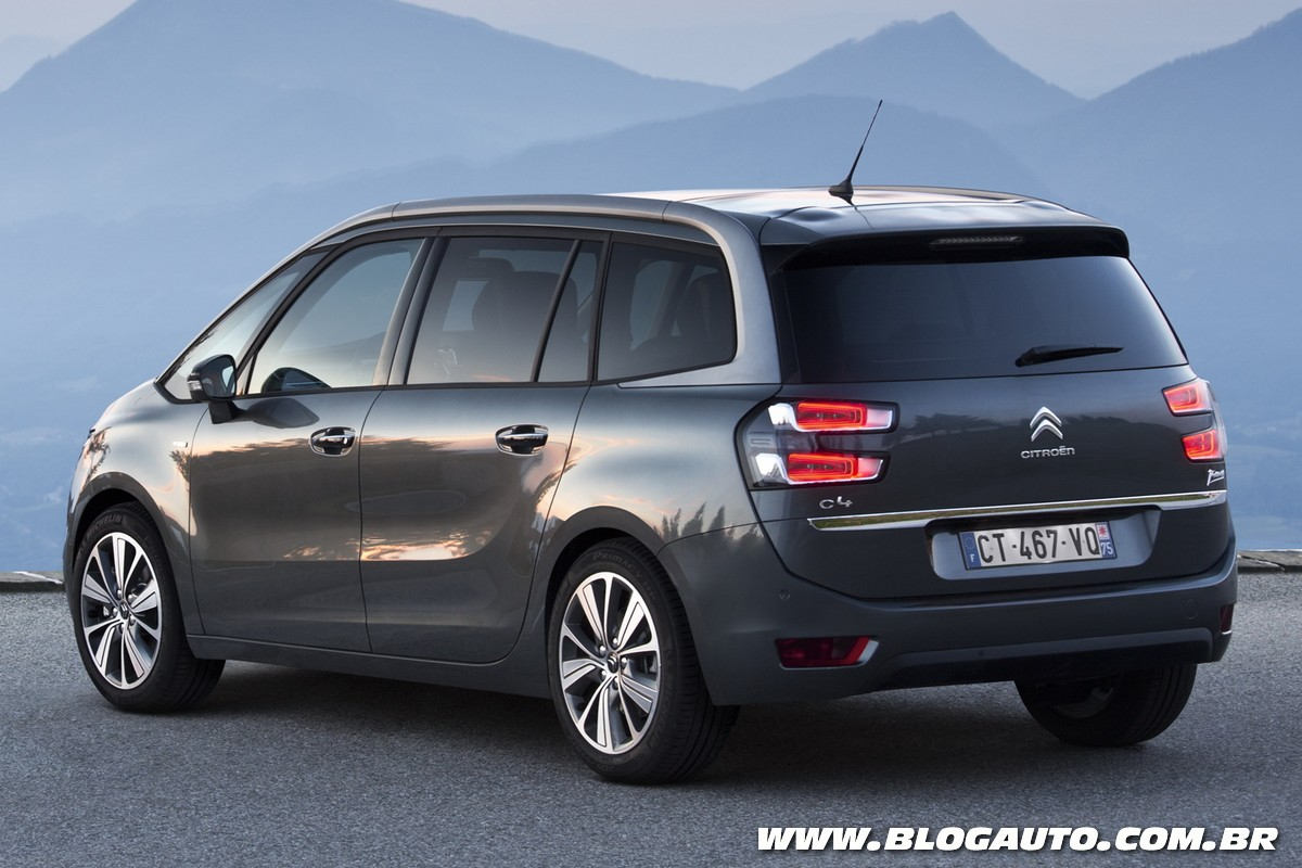 2016 Citroen C4 Car Photos Catalog 2018
