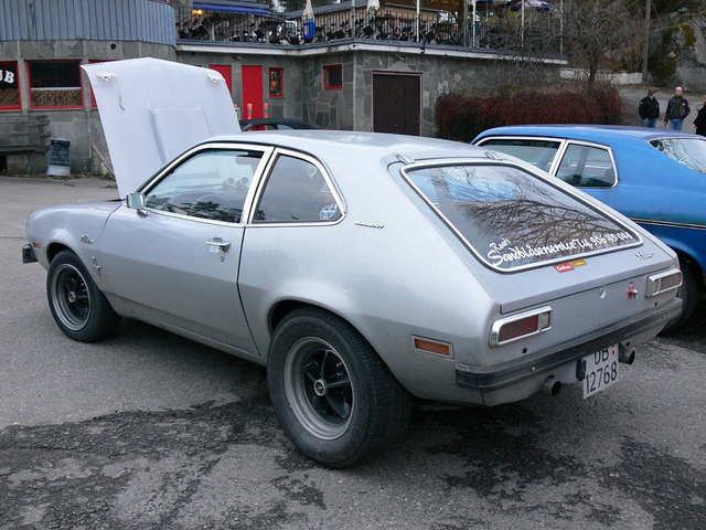 2016 Ford Pinto Photo 1
