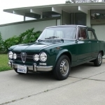 1969 Alfa Romeo Giulia Coupe GT Junior Z