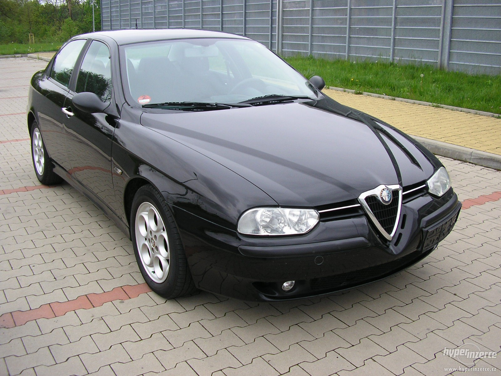 2003 alfa romeo 156 2 4 jtd car photos catalog 2018. Black Bedroom Furniture Sets. Home Design Ideas