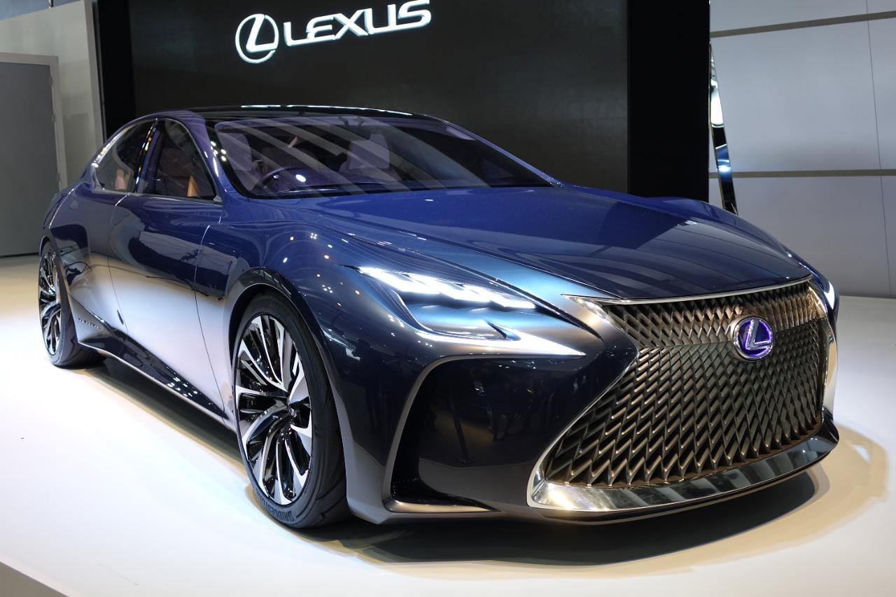 2016 Lexus Concept Car Photos Catalog 2018