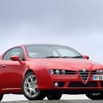 2005 Alfa Romeo Brera UK Version
