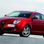 2009 Alfa Romeo MiTo UK Version