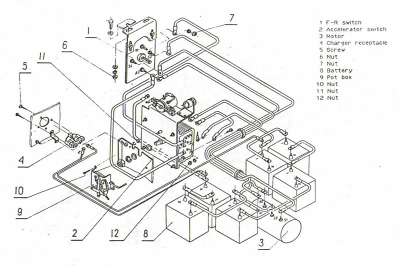 36v Golf Cart Wiring Diagram Hyundai 36v Wiring Diagram border=