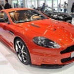 2011 Aston Martin DBS Carbon Edition