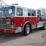 2016 Seagrave engine