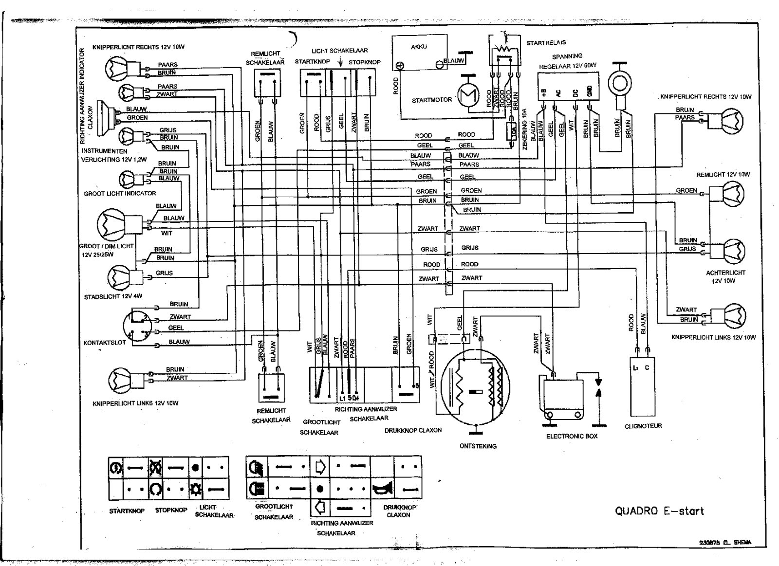 1994 isuzu trooper belt diagram