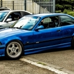 1996 BMW 3 Series Coupe