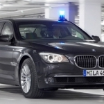 2006 BMW 7 Series High Security