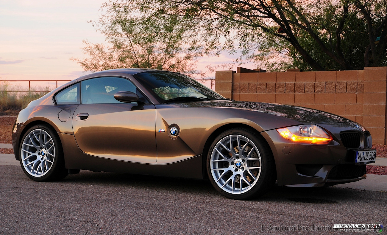 2006 Bmw Z4 M Coupe Car Photos Catalog 2018