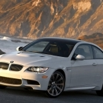 2008 BMW M3 Coupe UK Version