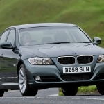 2009 BMW 3 Series Touring UK Version