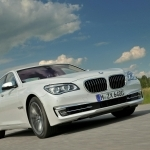 2009 BMW 7 Series UK Version