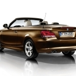 2012 BMW 1 Series Convertible
