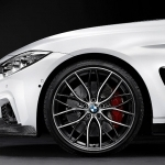 2014 BMW 4 Series Coupe M Performance Parts