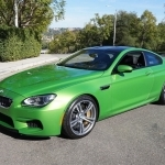 2014 BMW M6 Coupe Competition Package