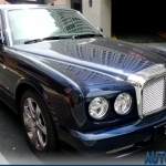 2005 Bentley Arnage Blue Train Series